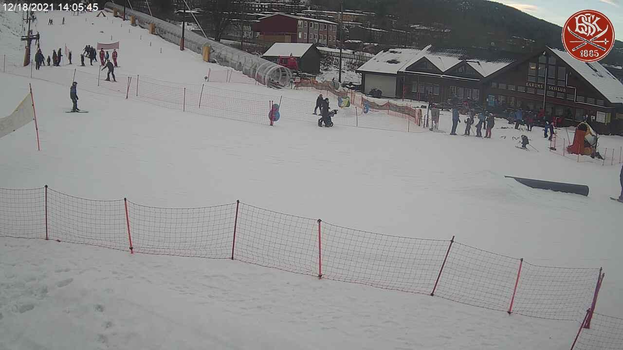 Vøyenenga - Kirkerudbakken skisenter; barnebakken